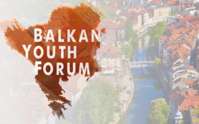 """Obvestilo – poletna šola """"Balkan Youth Forum"""""""