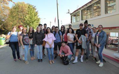 Mednarodna izmenjava gimnazijcev Šolskega centra Postojna