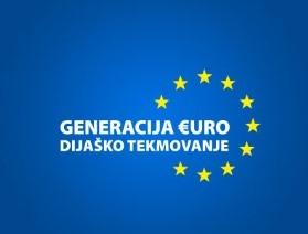 Inflatorji sodelovali na tekmovanju Generacija €uro