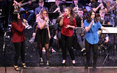 Letni koncert Big Banda Šolskega centra Postojna