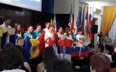 Balkanska geografska olimpijada 2018