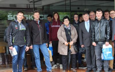 Srečanje strojnih šol Slovenije na Ptuju