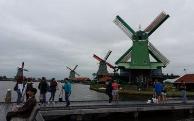 Popotniški krožek si je ogledal Nizozemsko