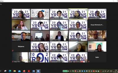 Mednarodna konferenca mladih raziskovalcev YRoNS 2021