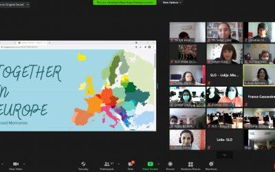 Turčija nas je gostila na virtualni mobilnosti